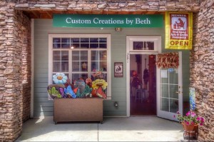 Our new shop is now located at  849 Glades Road, Suite 2B1  in Gatlinburg, Tenn.